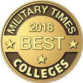 2018 Best for Vets coin